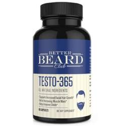 Better Beard Club Testo 365