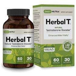 Herbal T Testosterone