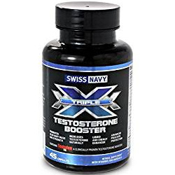 Triple X Testosterone Booster