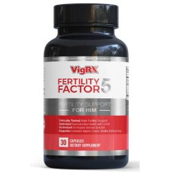VigRX Fertility Factor